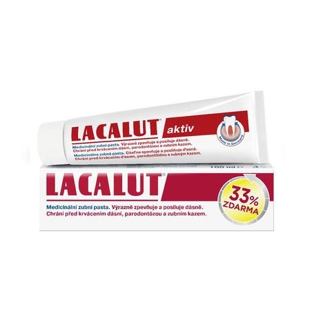 Lacalut Aktiv zubní pasta 100 ml