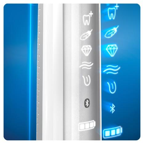 Oral-B Genius 10200W  White oscilační kartáček