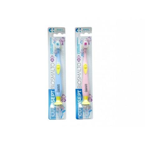 Curasept Biosmalto Baby dětský zubní kartáček
