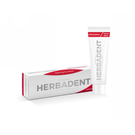 Herbadent Professional gel na dásně 25 g