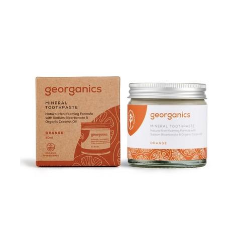 Georganics Orange zubní pasta 60 ml