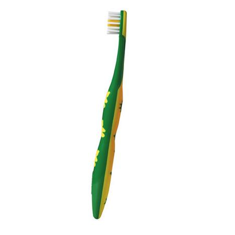 Elmex zubní kartáček dětský cvičný (0-3)