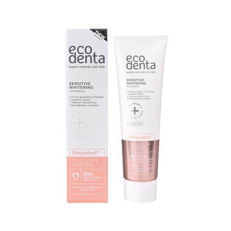 Ecodenta Sensitive Whitening zubní pasta 100 ml