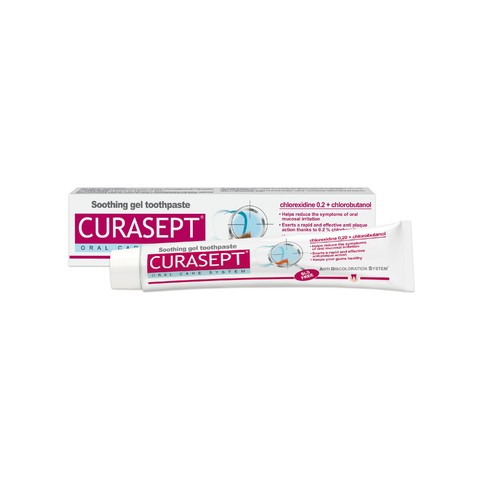 Curasept ADS Soothing zubní pasta 75 ml