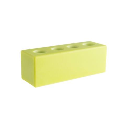 Stojánek na mezizubní kartáčky –  zelený