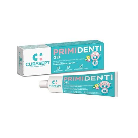 Curasept Primidenti gel na prořezávání zoubků 20 ml