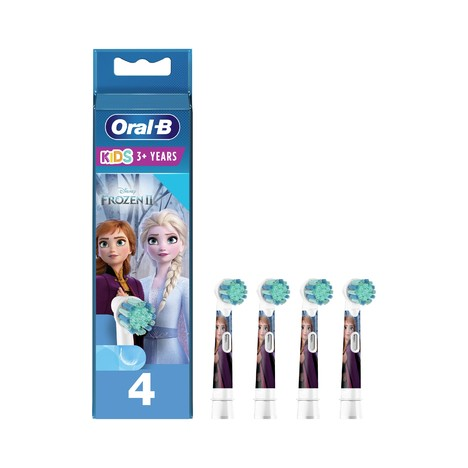 Oral-B Rainbow EB 10-4 Frozen náhradní hlavice 4 ks