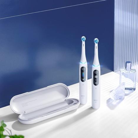 Oral-B iO Series 7N White Duo - ROZBALENÉ ZBOŽÍ