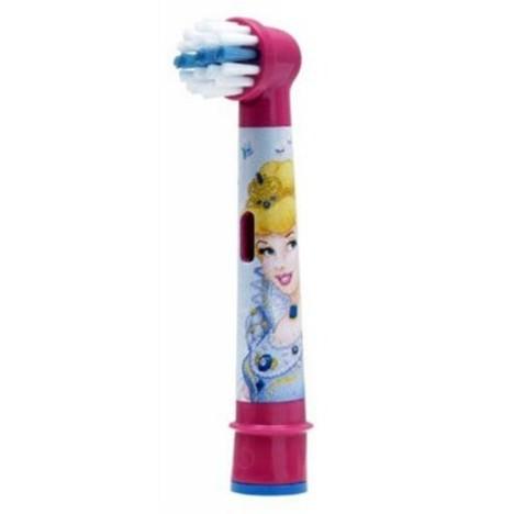 Braun Oral-B D4 bateriový dětský zubní kartáček - PRINCEZNA