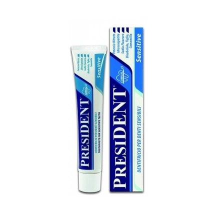 PresiDENT Sensitive zubní pasta 75 ml