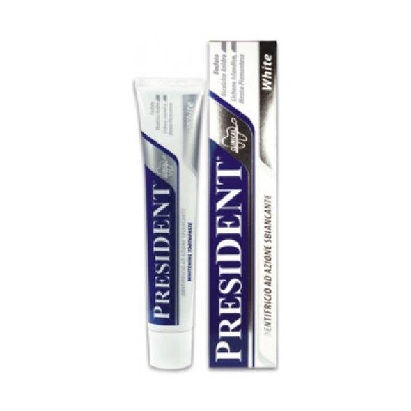 PresiDENT White zubní pasta 75 ml