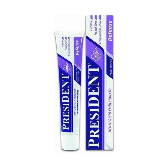 PresiDENT Defense zubní pasta 75 ml