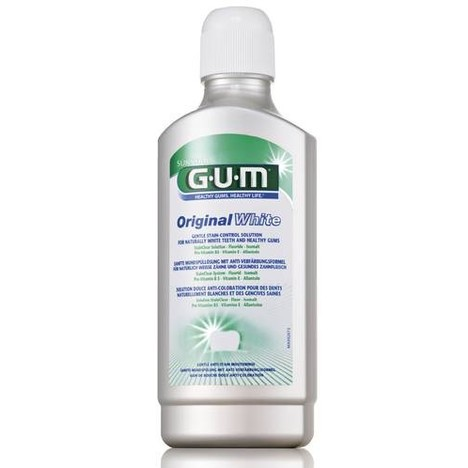 GUM Original White ústní voda 300 ml