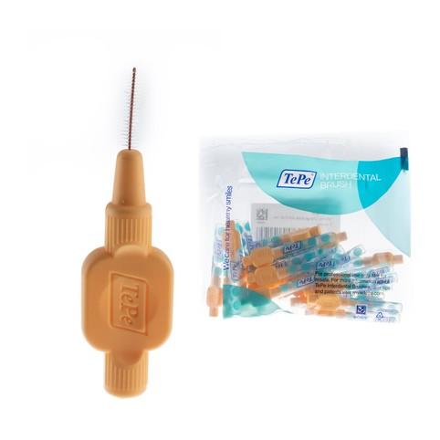 TePe Multipack SOFT 0,45 mezizubní kartáčky světle oranžové 25 ks