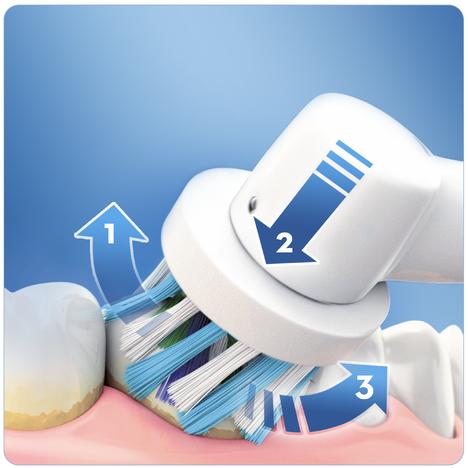 Oral B Vitality 3D White D 12.513 zubní kartáček