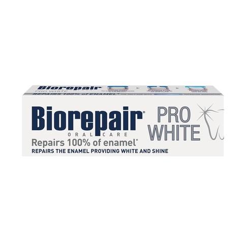 BioRepair Pro White bělicí zubní pasta 75 ml