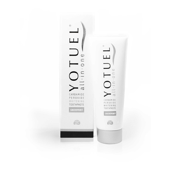 Yotuel All-In-One SNOWMINT bělicí zubní pasta 75 ml