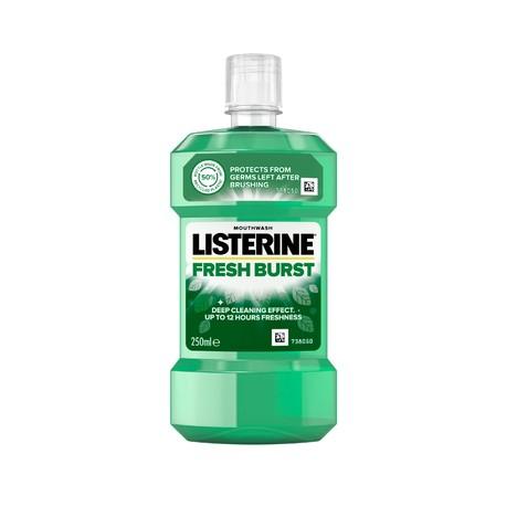 Listerine Fresh Burst ústní voda 250 ml