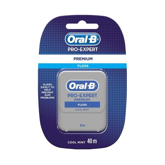 Oral-B Pro Expert Premium Floss zubní nit, 40m