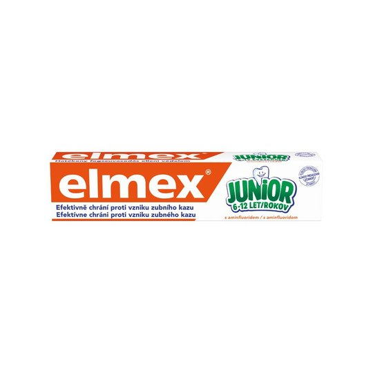Elmex Junior zubní pasta 75 ml