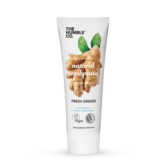 The Humble Fresh Ginger zubní pasta 75 ml