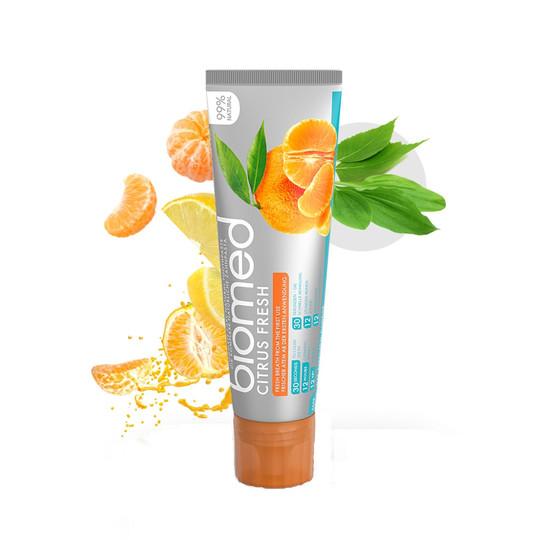 Biomed Citrus Fresh zubní pasta 100g