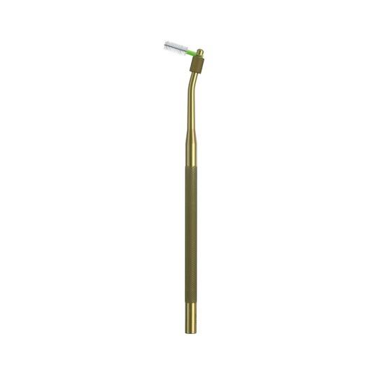 Curaprox UHS 412 držák mezizubních kartáčků zlatý
