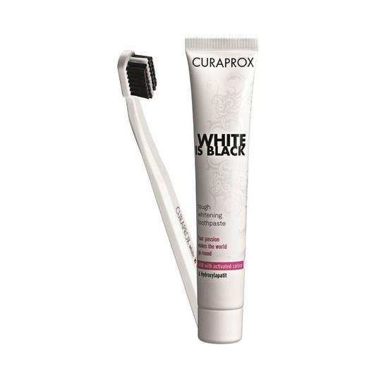 Curaprox White is black set