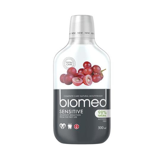Biomed Sensitive ústní voda 500 ml