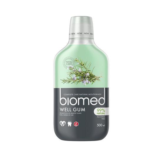 Biomed Well Gum ústní voda 500 ml