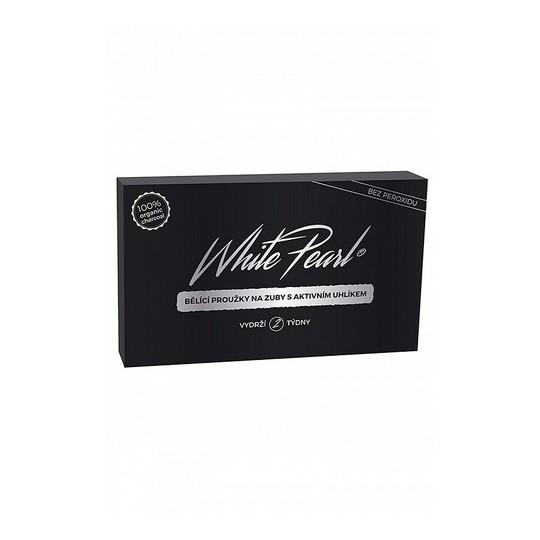 White Pearl Charcoal bělicí pásky