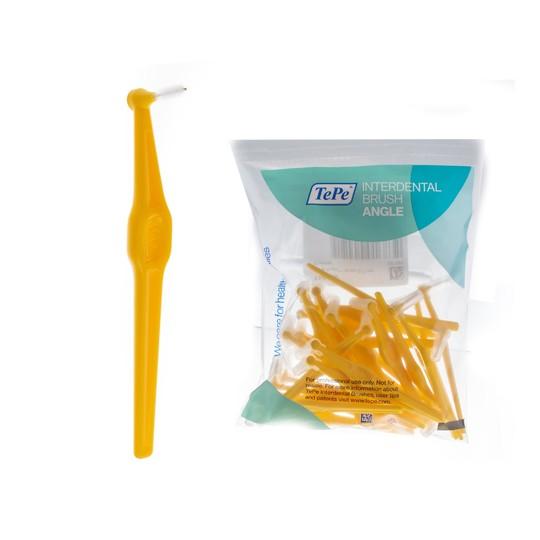 TePe Multipack ANGLE 0,70 mezizubní kartáčky žluté 25 ks