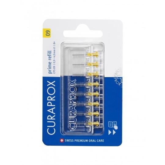 Curaprox CPS 09 prime REFILL mezizubní kartáčky 8 ks
