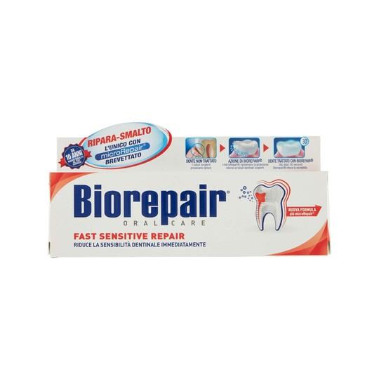 Biorepair Fast Sensitive Repair zubní pasta 75 ml