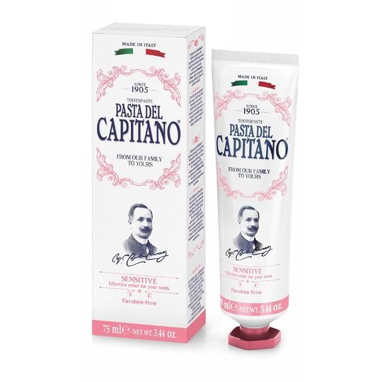 Pasta del Capitano Sensitive zubní pasta 75 ml