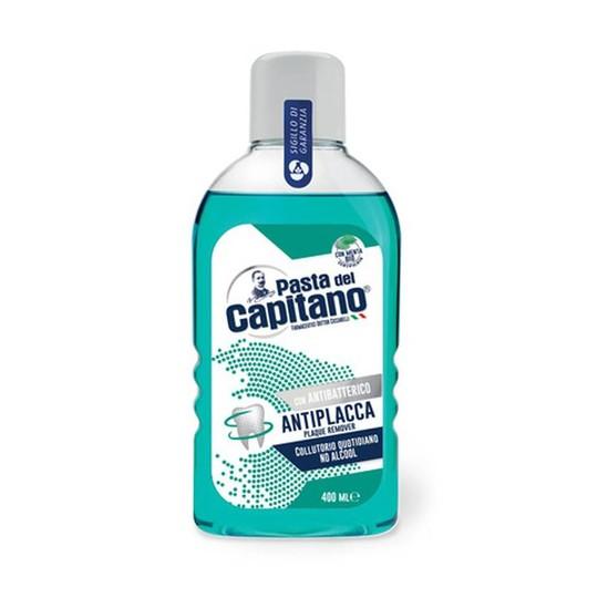 Pasta del Capitano Plaque Remover ústní voda 400 ml