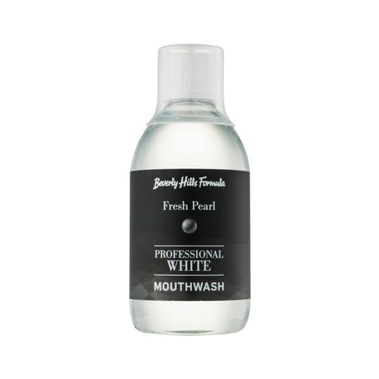 Beverly Hills Formula Professional White Fresh Pearl ústní voda 300 ml