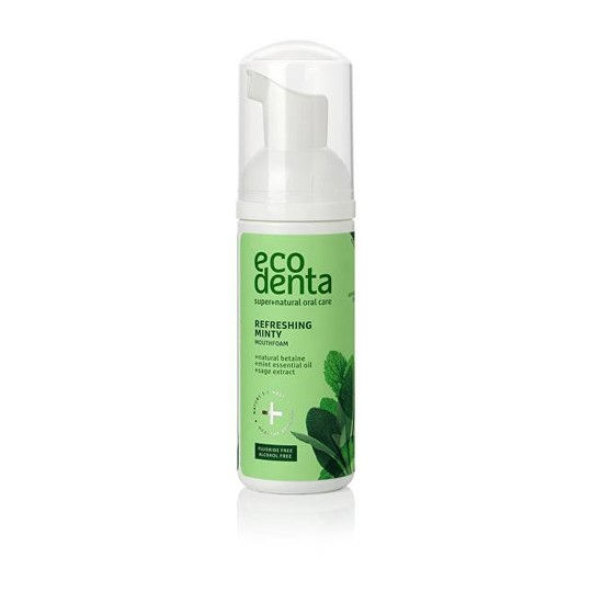 Ecodenta Refreshing Minty Mouthfoam ústní pěna 50 ml