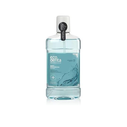 Ecodenta Minty Moisturizing ústní voda 500 ml