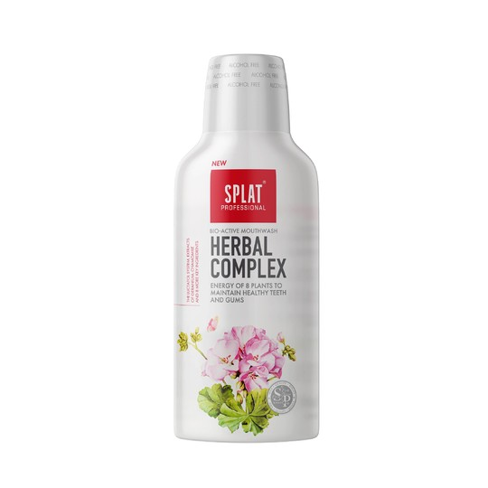 Splat Professional Herbal Complex ústní voda 275 ml