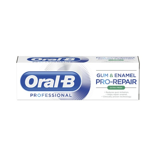 Oral-B Gum & Enamel Pro-Repair Extra Fresh zubní pasta 75ml