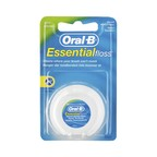 Oral-B EssentialFloss zubní nit 50 m - voskovaná
