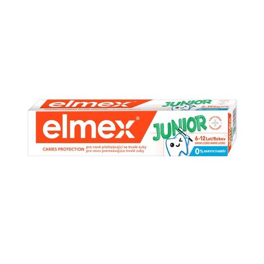 Elmex Junior zubní pasta 75 ml