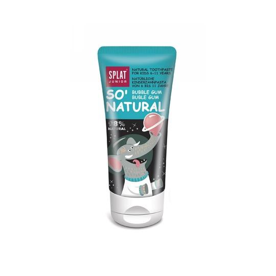 Splat Junior 6-11 Bubble Gum dětská zubní pasta 55 ml