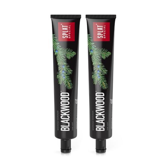 Splat Special Blackwood zubní pasta 2x75 ml
