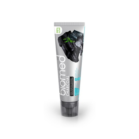 Biomed Charcoal zubní pasta 100g