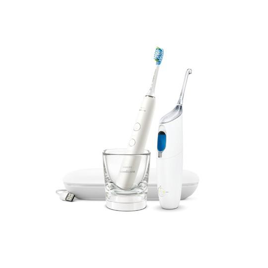 Philips Sonicare DiamondClean HX8494/01 sonický kartáček + ústní sprcha