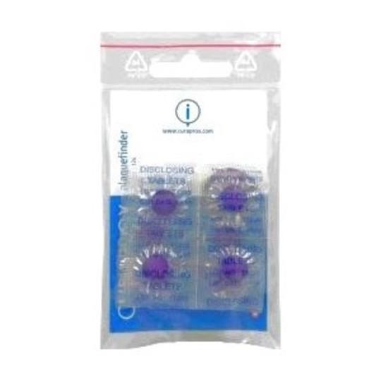 Curaprox PCA 223 tablety na zvýraznění plaku 12 ks
