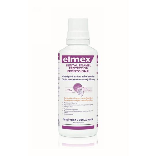 Elmex Dental Enamel Protection Professional ústní voda 400 ml