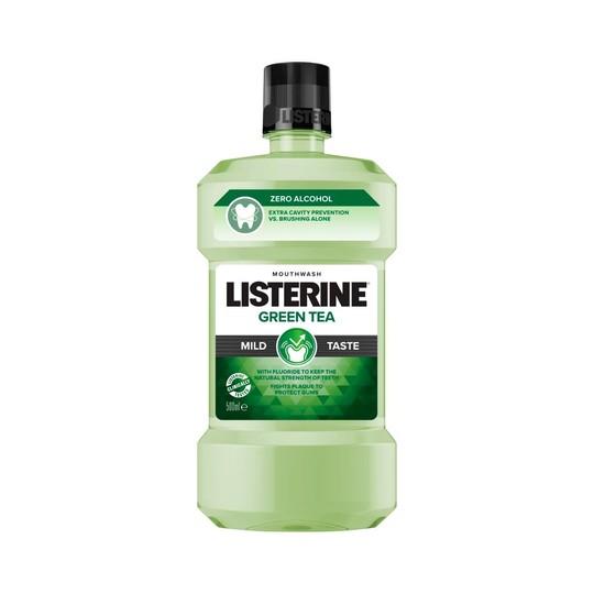 Listerine Green Tea ústní voda 500 ml